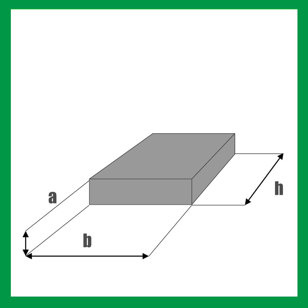 Płaskownik mosiężny - profile mosiężne na wymiar